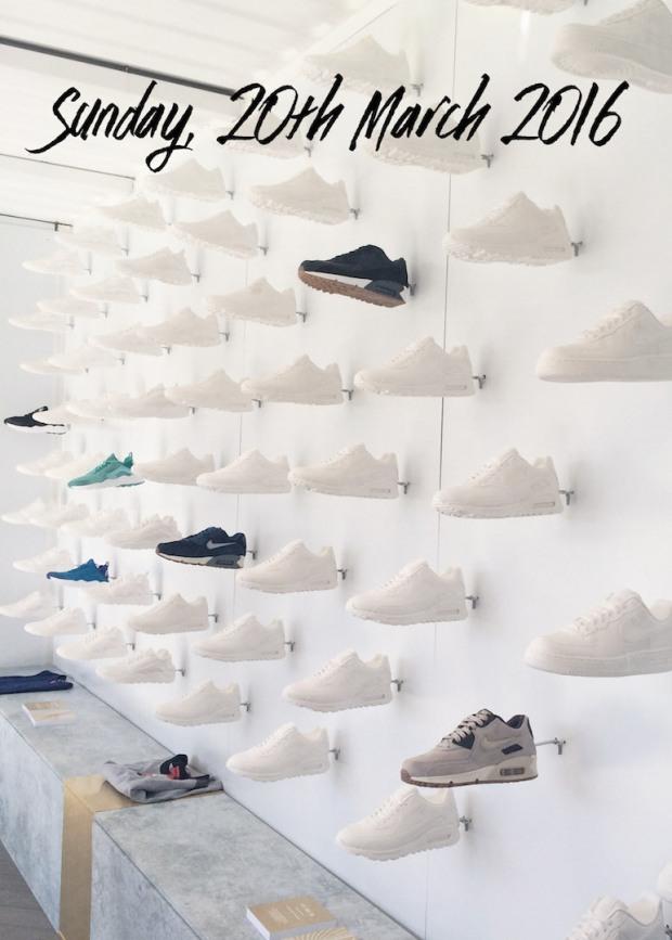 nike sneaker studio copy