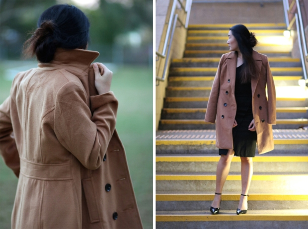 camel-coat-black-dress-suede-style-smorgasbord