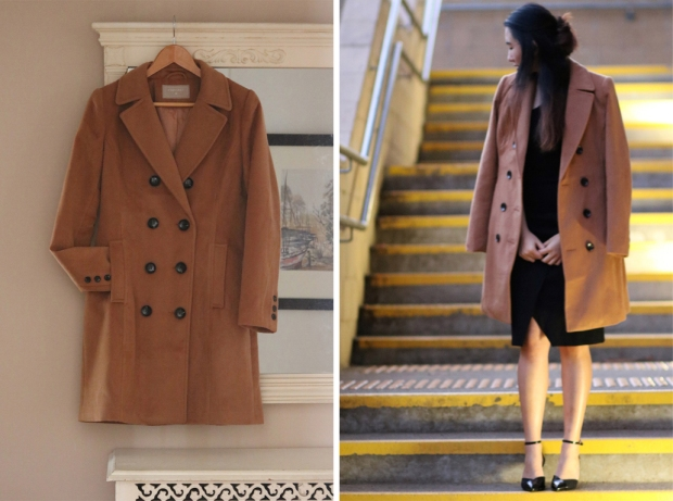 forcast-sydney-double-breasted-camel-coat